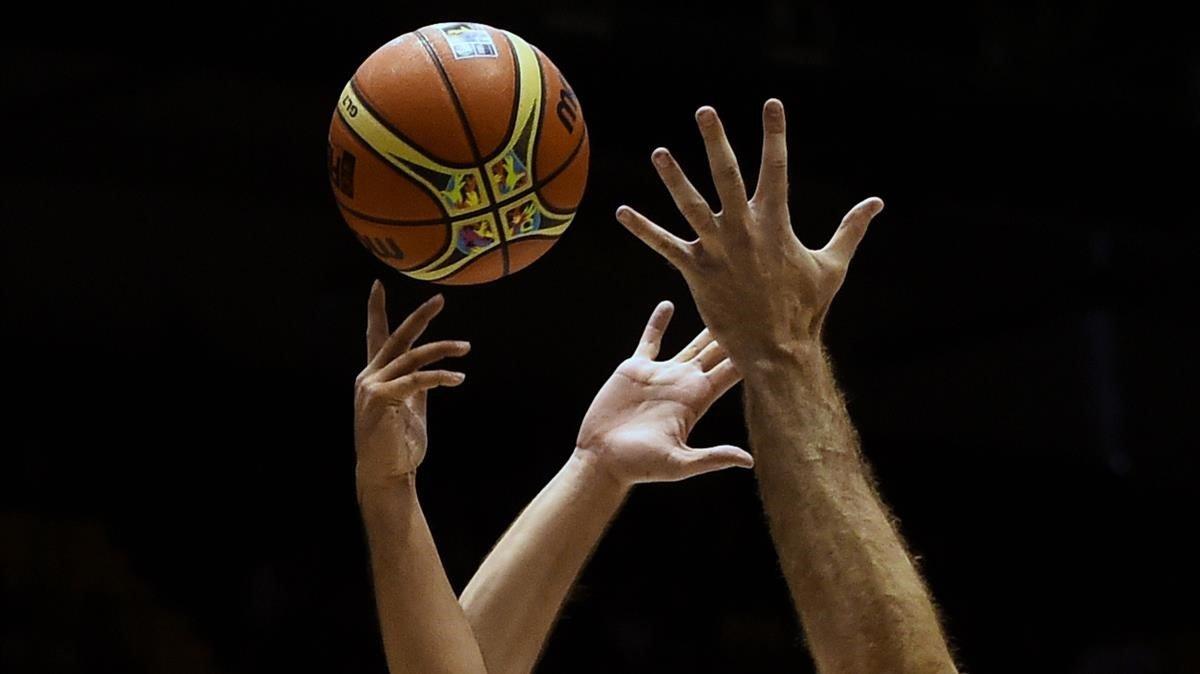 El baloncesto japonés está interrumpido por el coronavirus.