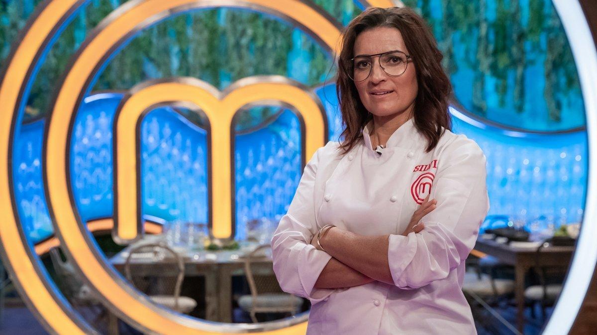 Silvia Abril en 'Masterchef Celebrity 5'.