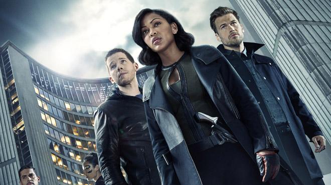 Fox estrena la adaptación televisiva de la popular película Minority report.