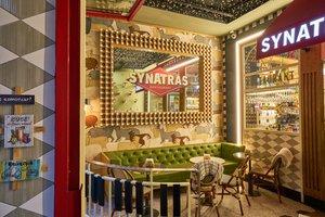 Synatras 'sona' a cuina tranquil·la