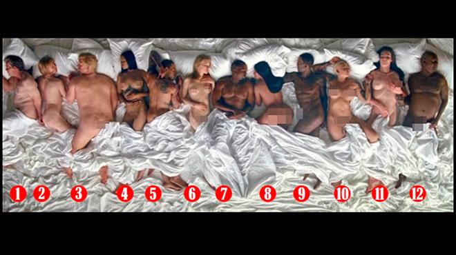 Kanye West En La Cama Con Taylor Swift