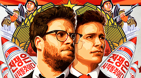 The interview, el filme de Evan Goldberg.