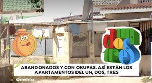 En los famosos apartamentos de Torrevieja del 'Un, dos, tres' ahora se vende droga