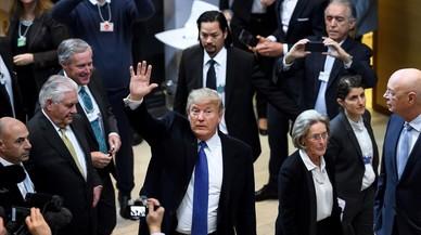 El hombre de Davos