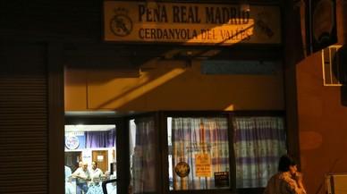 Seis meses de prisión por ruidos contra el presidente de una peña del Real Madrid