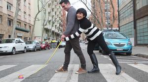 Marta Huguet y Marc Velasco, de BROTT, crean collares pensados para todo tipo de perros
