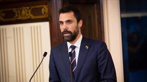 El TC nega que denunciar Torrent davant el fiscal vulneri la seva inviolabilitat parlamentària