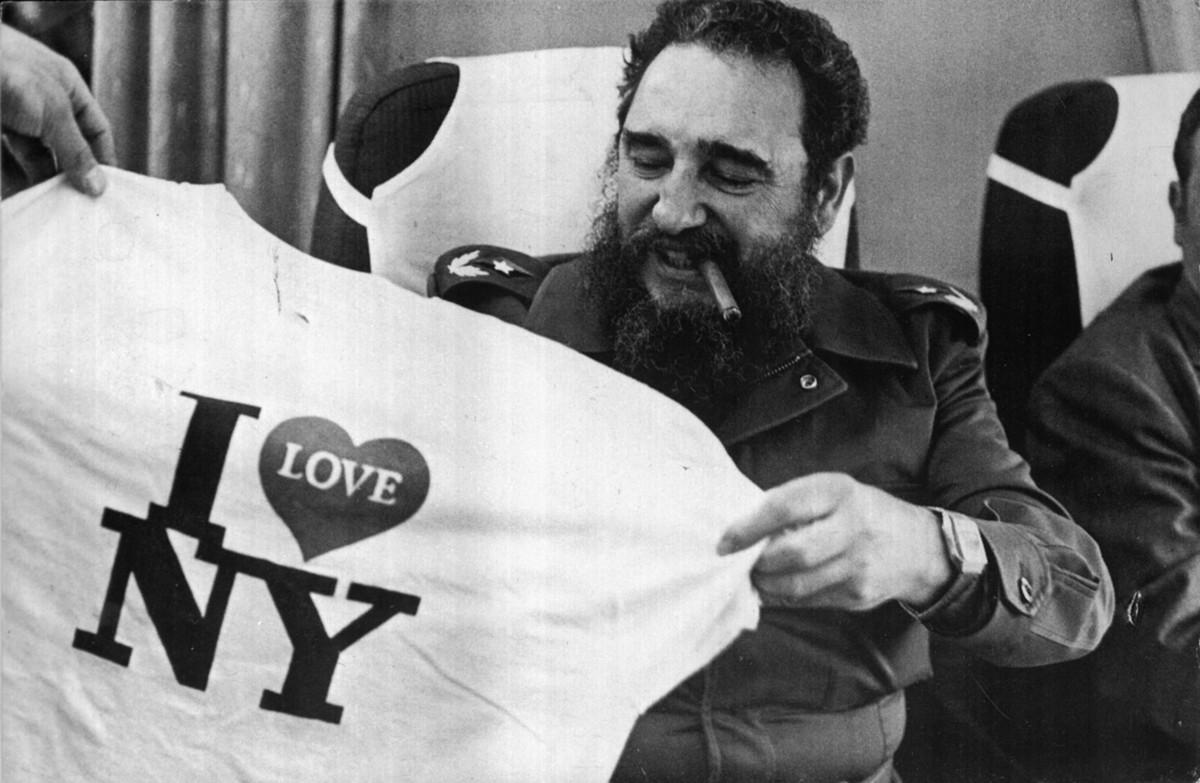 Imagen del documental Un viaje con Fidel, que emite el canal de pago TCM.