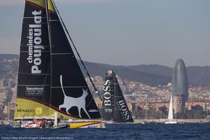 La cancel·lació de la Barcelona World Race desencadena un tsunami polític