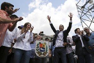 Guaidó demana al Parlament de Veneçuela declarar l'«estat d'alarma» per la falta de llum