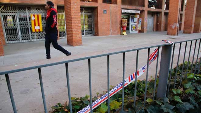 Un home mor d'un tret al cap en ple carrer a Barcelona