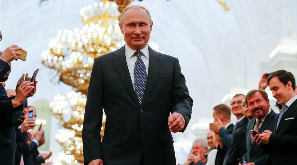 Putin, el tsar etern