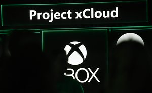 Logotipo de las consolas de vídeo juegos de Microsoft,Xbox.