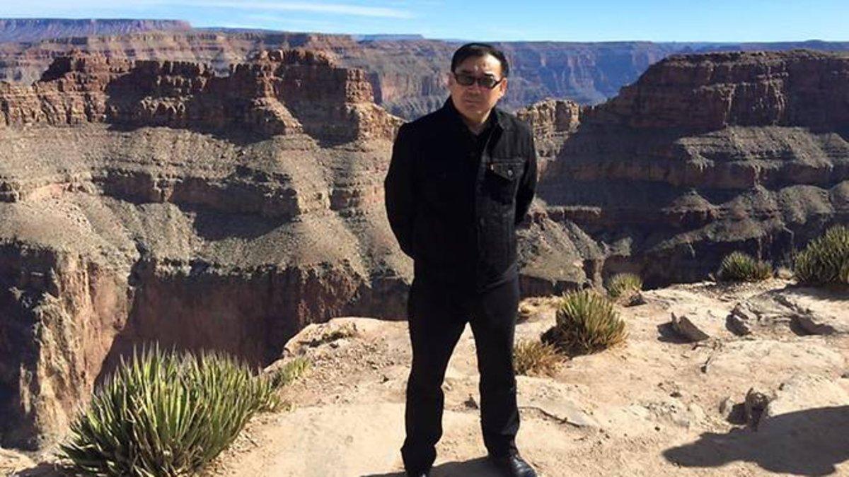 Yang Hengjun, en una fotografía colgada en su perfil de Facebook
