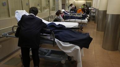 La enfermería juzga evitable el colapso hospitalario por la gripe