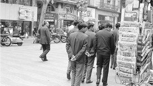La lectura perillosa de Barcelona