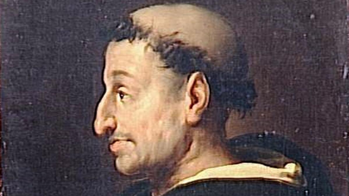 El dominico Tomás de Torquemada (1420-1498), confesor de la reinaIsabel la Católica, fueel primerinquisidor general de Castilla yAragón.