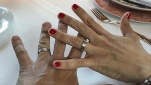 Manu Guix anuncia per sorpresa que s'ha casat