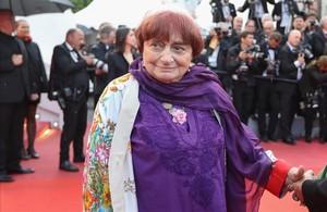 """Agnès Varda: """"Tengo el don de lograr que la gente se fíe de mí"""""""