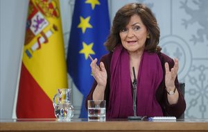 "El Govern defensa la figura del ""relator"" davant del malestar del PSOE"
