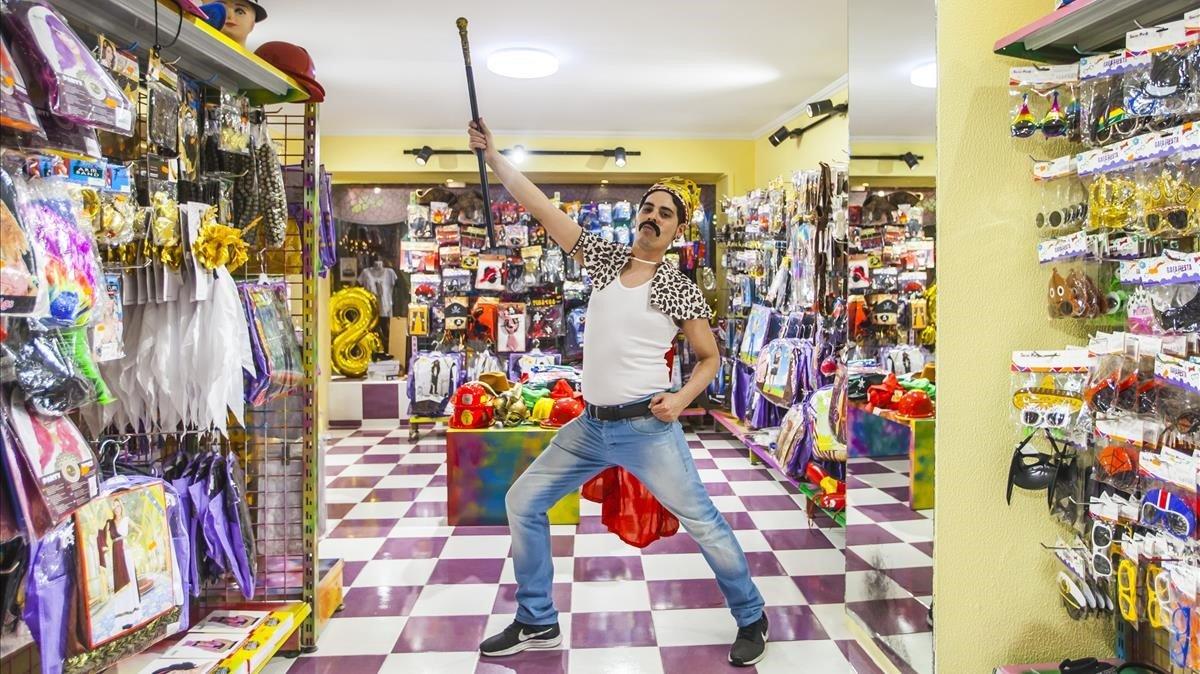 Tots volen ser Freddie Mercury