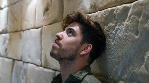 El cantante gallego Roi Méndez, que actúa este jueves en la sala Bikini de Barcelona.