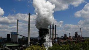 Nou rècord de concentració del gas del canvi climàtic a l'atmosfera