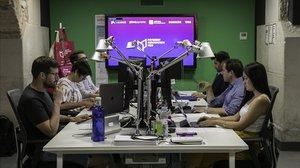 'Start-ups': Pont a la innovació