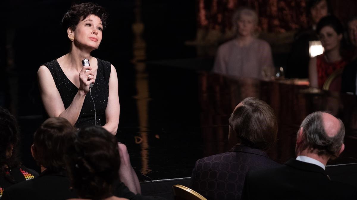 Judy Garland salva Renée Zellweger