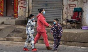 Parla un dels cinc espanyols que segueixen a Wuhan: «Fa 20 dies que estic en quarantena»