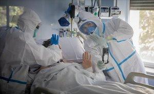 L'OMS confirma 106.000 nous casos de coronavirus només en un dia