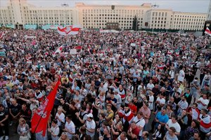 L'oposició bielorussa proposa la 'via veneçolana' per sortir de la crisi