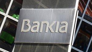 Sede de Bankia, en Madrid.