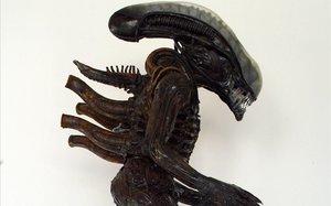Alien, uno de los monstruos más terroríficos de la historia del cine.