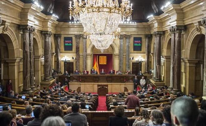 ERC superaría a Junts per Catalunya si se repitiesen las elecciones, según el CEO (ES)