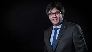 El expresident Carles Puigdemont.