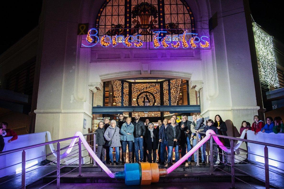 El Encendido De Luces Navidad Da El Pistoletazo De Salida En Sabadell