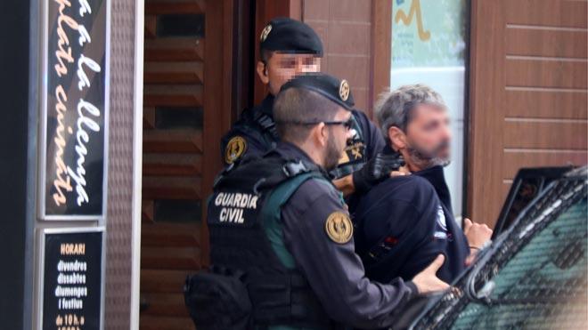 Imputats periodistes de vuit mitjans per publicar informacions dels CDR mentre la causa era secreta