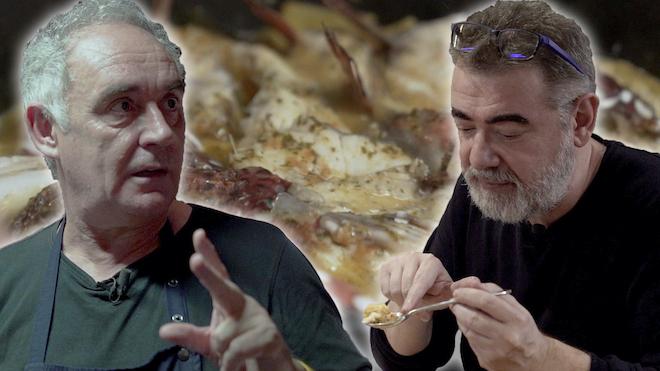 El suquet que Ferran Adrià va aprendre quan començava a cuinar