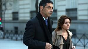 Trapero revela que el dia de la DUI va posar els Mossos a disposició del TSJC i la fiscalia