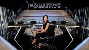 Ana Pastor, directora y presentadora de 'El objetivo', de La Sexta.