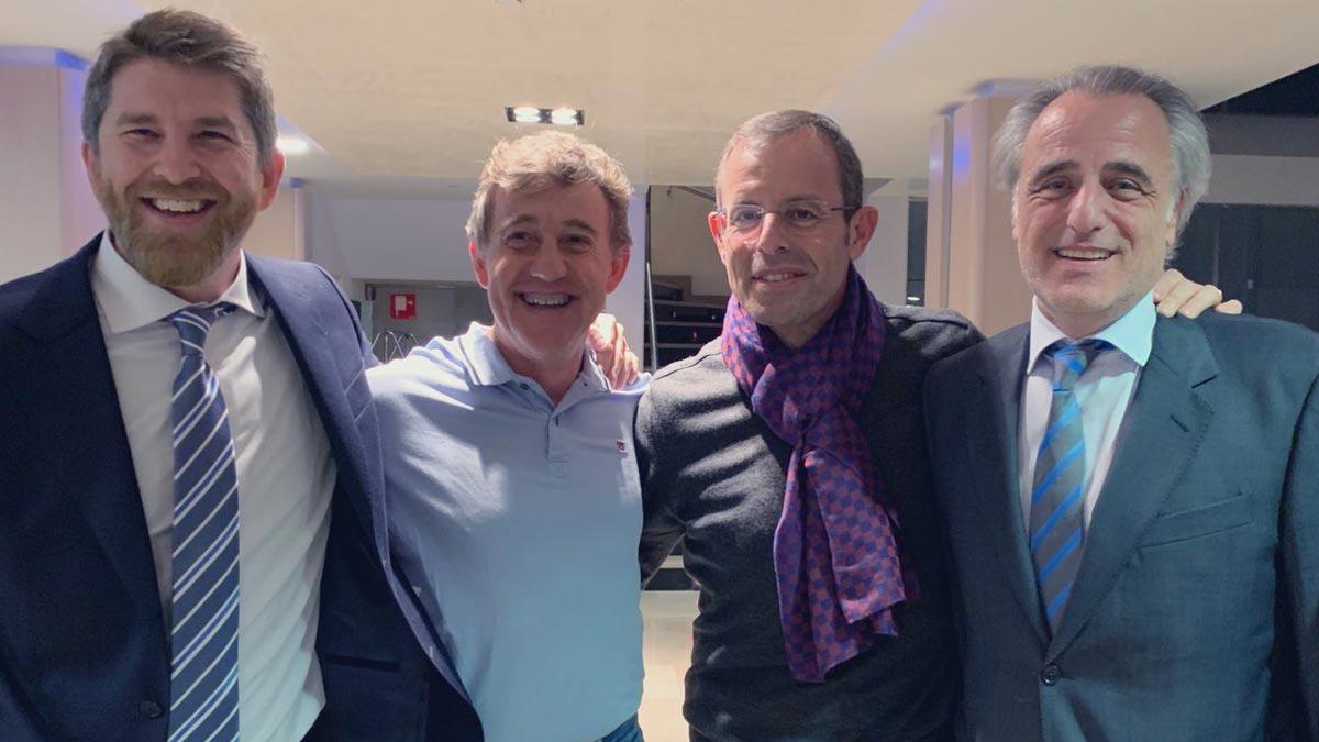 La Audiencia Nacional absuelve a Sandro Rosell, expresidente del Barça.