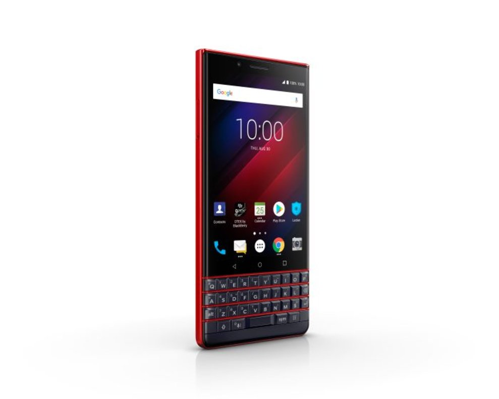 Blackberry Key2 LE Atomic.