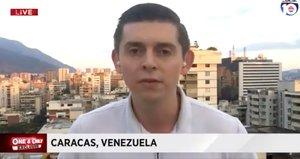 Cody Weddle, detenido supuestamente por la contrainteligencia militar venezolana.