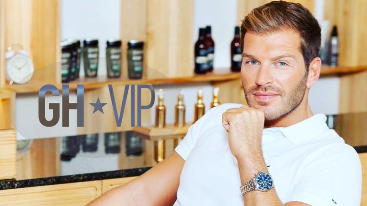 Darek, nuevo concursante de 'GH VIP'.