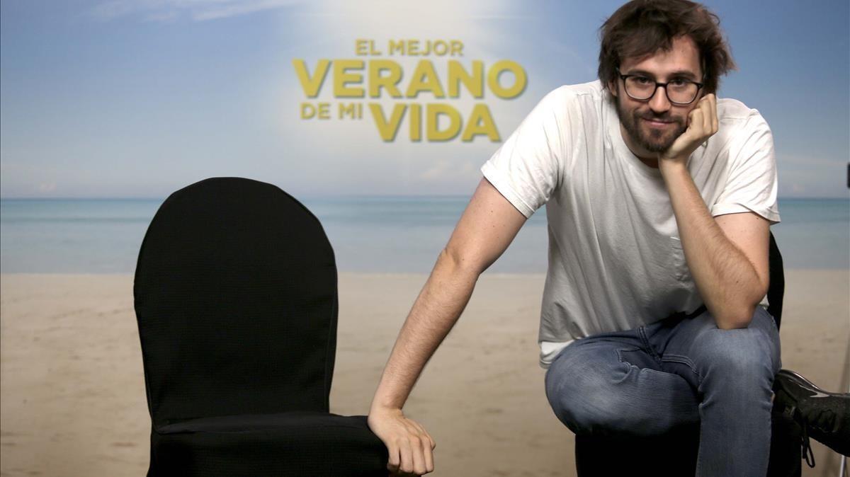 El director barcelonés Dani de la Orden