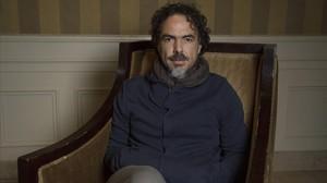 El director mexicano Alejandro González Iñárritu.