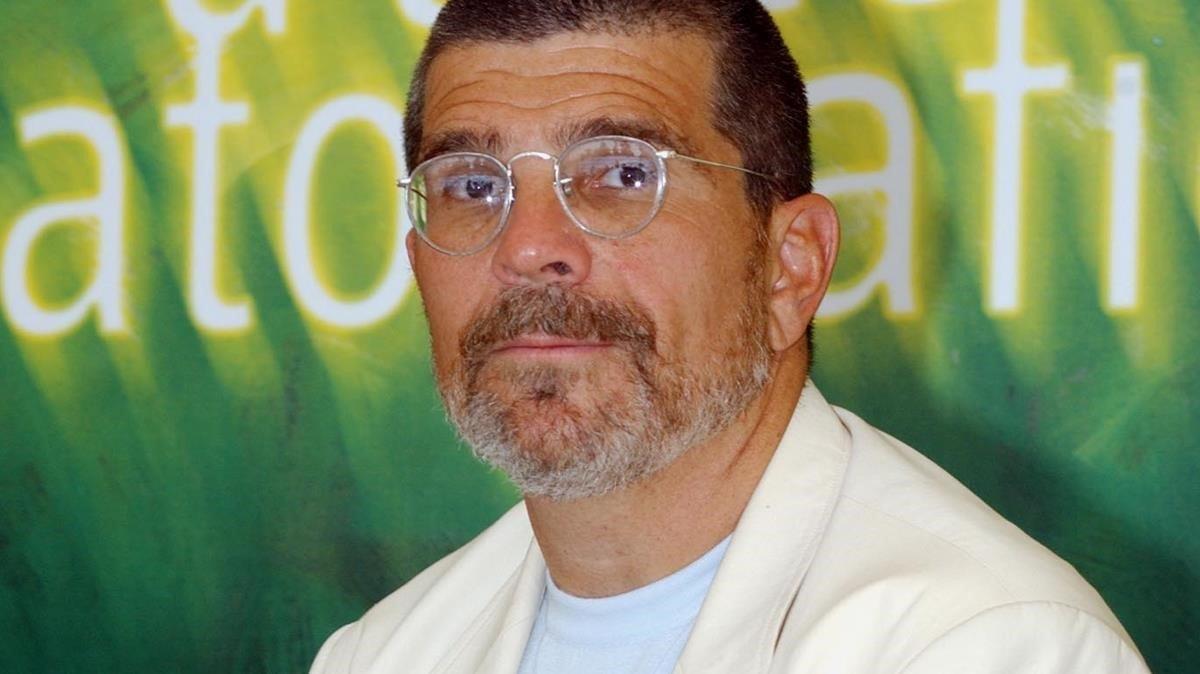 El dramaturgo, escritor y guionista de cine David Mamet.