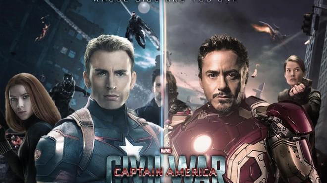 Superhéroes contra superhéroes