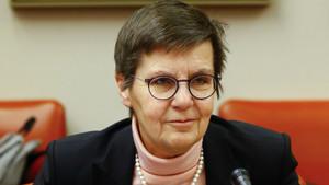 La presidenta de laJunta Única de Resolución(JUR) europea,Elke König, ha consideradoaltamente improbableasumir la compensación a los tenedores de deuda del Banco Popular.
